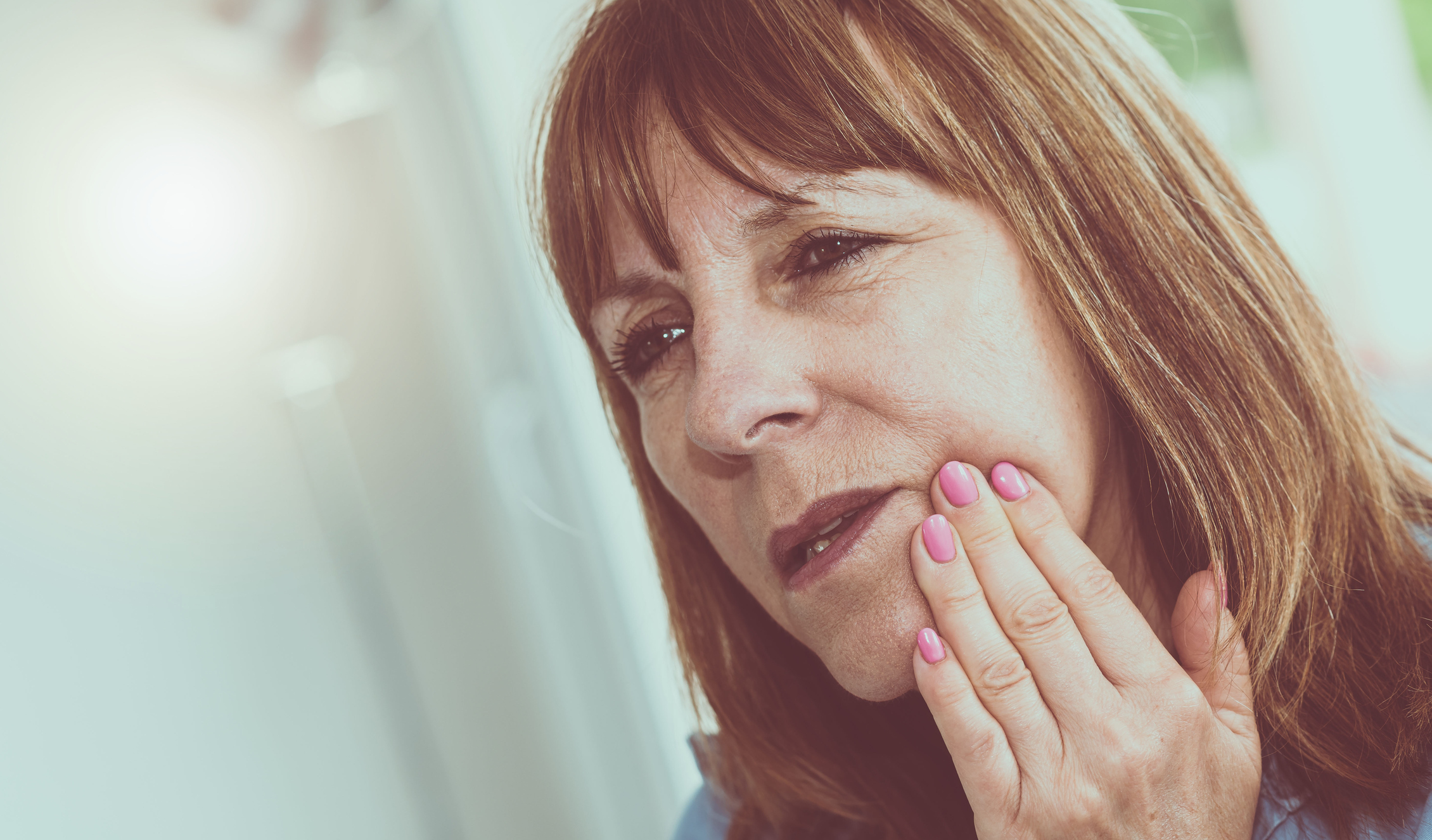 How to handle toothache